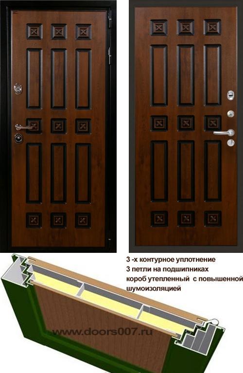 входные двери (стальные двери, металлические двери) DOORS007: дверь Лекс Нептун