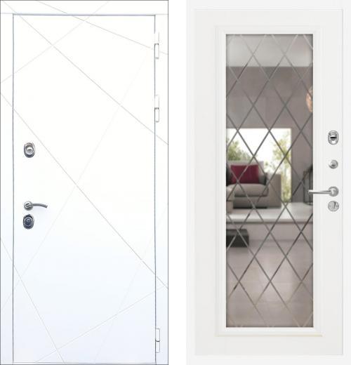 входные двери (стальные двери, металлические двери) DOORS007: дверь Лекс Соната