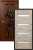 дверь Лекс Спартак CISA 48