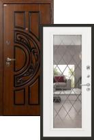 дверь Лекс Спартак CISA 101 с гравировкой