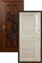 Входная дверь Лекс Спартак CISA 49