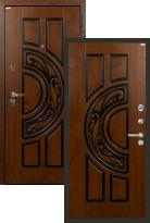 дверь Лекс Спартак CISA (металлическая дверь Лекс Спартак CISA, железная дверь)