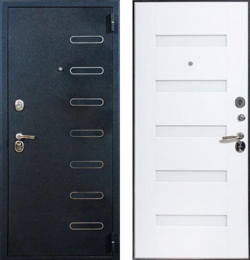 входные двери (стальные двери, металлические двери) DOORS007: дверь Лекс Витязь