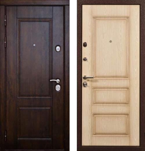 входные двери (стальные двери, металлические двери) DOORS007: дверь Распродажа Белдорс Классика 88 L