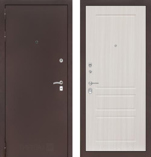 входные двери (стальные двери, металлические двери) DOORS007: дверь Распродажа Labirint Classic