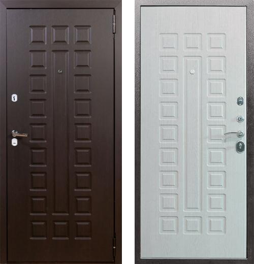 входные двери (стальные двери, металлические двери) DOORS007: дверь Распродажа Лекс Гладиатор НЕО