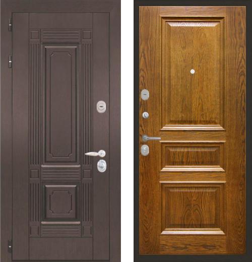 входные двери (стальные двери, металлические двери) DOORS007: дверь Распродажа Интекрон Италия