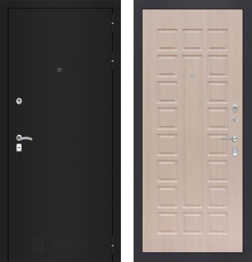 входные двери (стальные двери, металлические двери) DOORS007: дверь Распродажа Labirint Classic 04