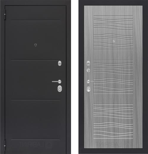 входные двери (стальные двери, металлические двери) DOORS007: дверь Распродажа Labirint Loft 06