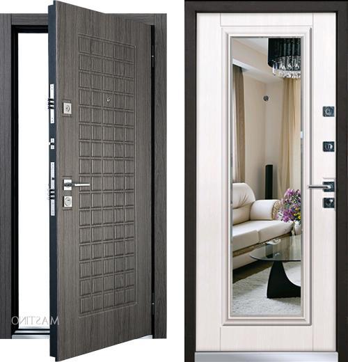 входные двери (стальные двери, металлические двери) DOORS007: дверь Распродажа Mastino Marke