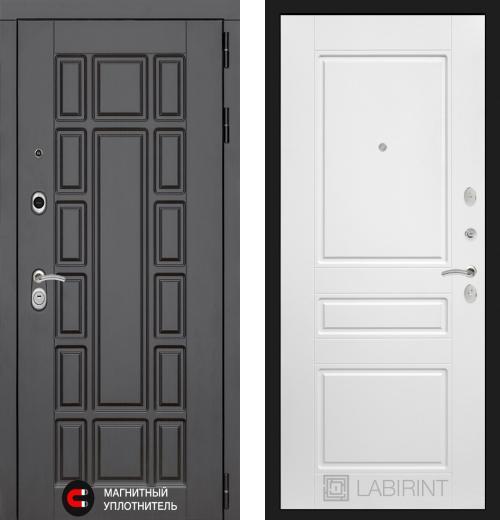 входные двери (стальные двери, металлические двери) DOORS007: дверь Распродажа Labirint New York 11