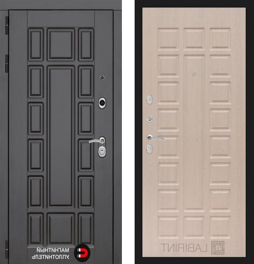 входные двери (стальные двери, металлические двери) DOORS007: дверь Распродажа Labirint New York 04