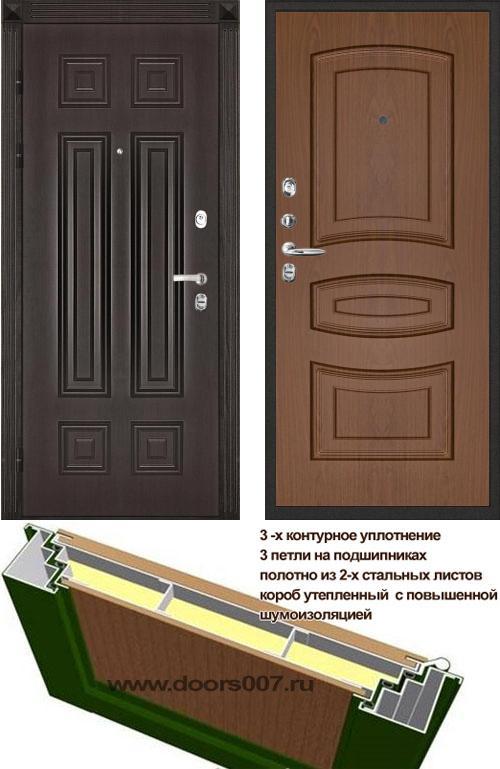 входные двери (стальные двери, металлические двери) DOORS007: дверь Распродажа Regidoors Сенатор