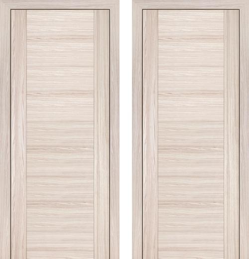 входные двери (стальные двери, металлические двери) DOORS007: дверь Распродажа Межкомнатная дверь Профильдорс 20X Капуччино (700x2000мм)