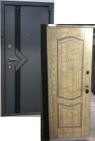Входная дверь Распродажа Стальной портье ДБ29 CISA + Mottura
