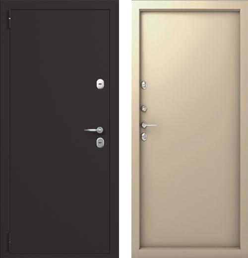 входные двери (стальные двери, металлические двери) DOORS007: дверь Распродажа Термо Termo