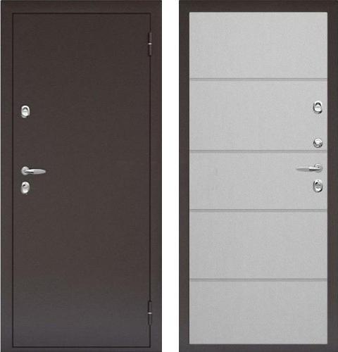 входные двери (стальные двери, металлические двери) DOORS007: дверь Распродажа Термо Termo Plus