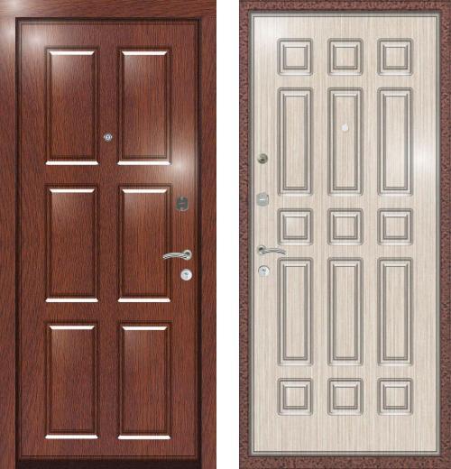 входные двери (стальные двери, металлические двери) DOORS007: дверь Распродажа Ле-Гран Волкодав 42