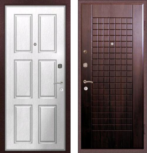 входные двери (стальные двери, металлические двери) DOORS007: дверь Распродажа Ле-Гран Волкодав с внутренним открыванием