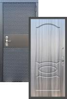 Входная дверь Black CISA ФЛ-128