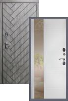 Входная дверь Канада 3К Лира (стальная дверь, металлическая дверь)