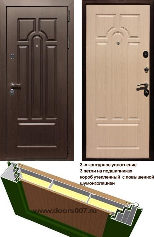 входные двери (стальные двери, металлические двери) DOORS007: дверь Сенатор Эврика, Цвет