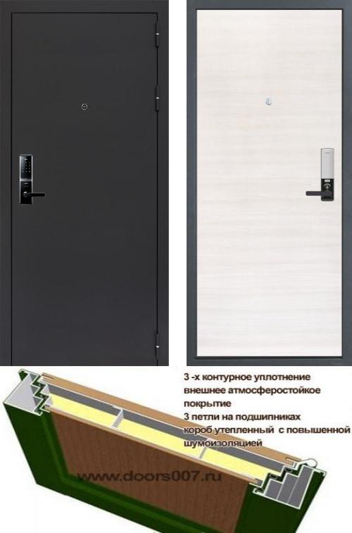 входные двери (стальные двери, металлические двери) DOORS007: дверь Сенатор Практик 3К Electro 5230