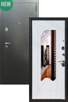 Стальная дверь Практик 3К Антик серебро ФЛЗ-147