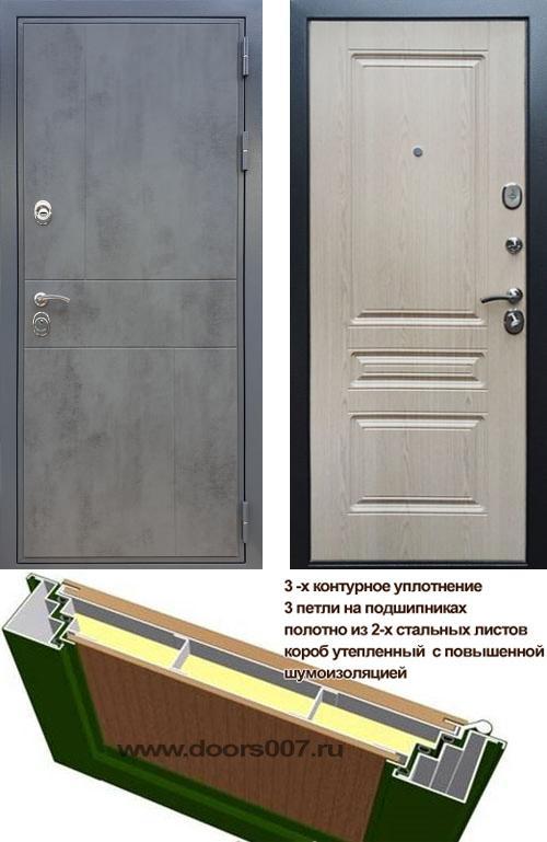 входные двери (стальные двери, металлические двери) DOORS007: дверь Сенатор Премиум ФЛ-290 ФЛ-243