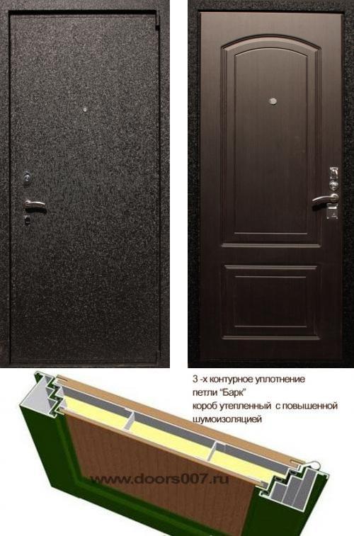 входные двери (стальные двери, металлические двери) DOORS007: дверь Сенатор Премиум 6, Цвет