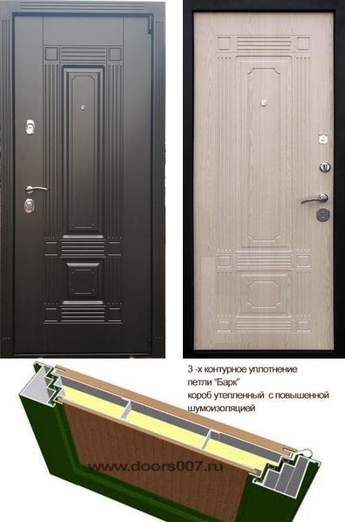входные двери (стальные двери, металлические двери) DOORS007: дверь Сенатор Мадрид
