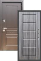 Входная дверь Премиум S Шоколад ФЛ-39