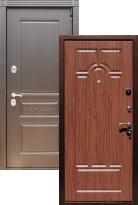 Стальная дверь Премиум S Шоколад ФЛ-58