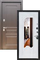 Входная дверь Премиум S Шоколад ФЛЗ-147