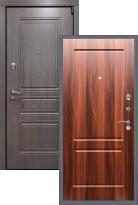Стальная дверь Премиум S Лиственница ФЛ-117