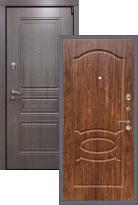 Стальная дверь Премиум S Лиственница ФЛ-128