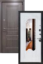 Стальная дверь Премиум S Лиственница ФЛЗ-147