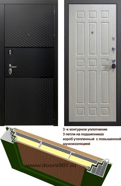 входные двери (стальные двери, металлические двери) DOORS007: дверь Сенатор Тефлон 3К Брасс, Цвет