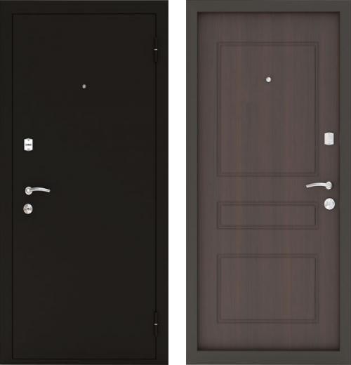 входные двери (стальные двери, металлические двери) DOORS007: дверь Сенатор Троя