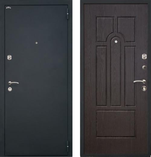 входные двери (стальные двери, металлические двери) DOORS007: дверь Интекрон Аттика, Цвет