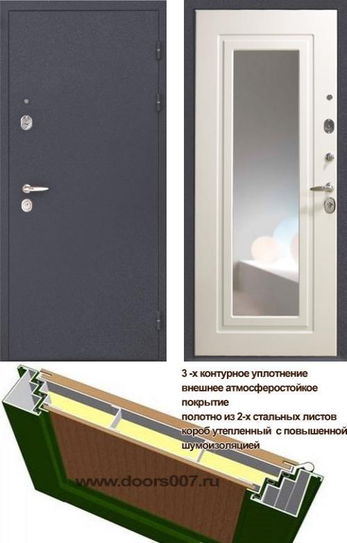 входные двери (стальные двери, металлические двери) DOORS007: дверь Сенатор Эллада
