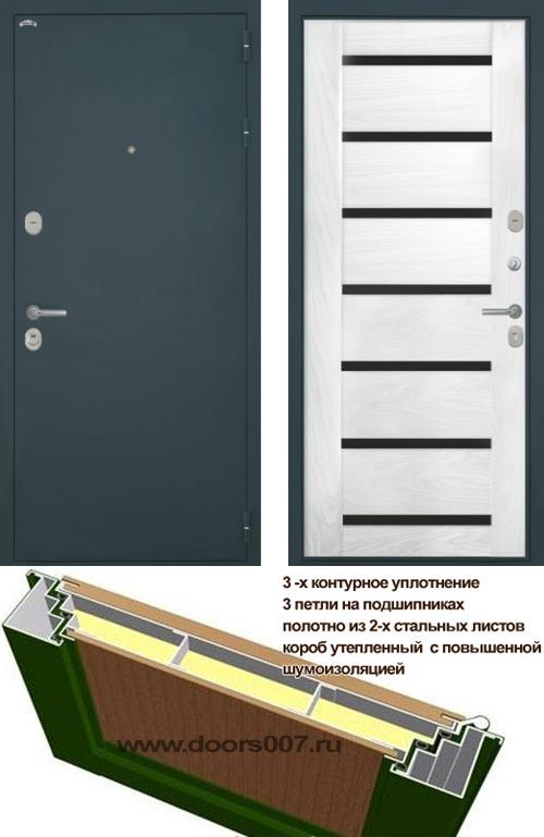 входные двери (стальные двери, металлические двери) DOORS007: дверь Интекрон Греция 1, Цвет