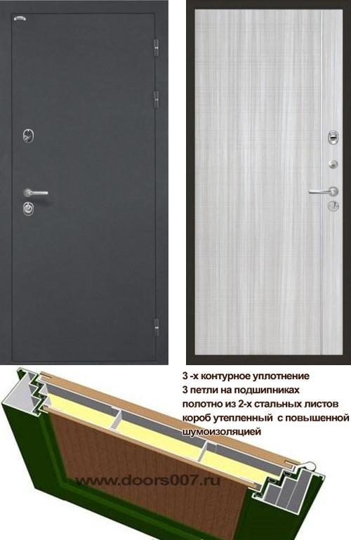входные двери (стальные двери, металлические двери) DOORS007: дверь Интекрон Греция L5, Цвет