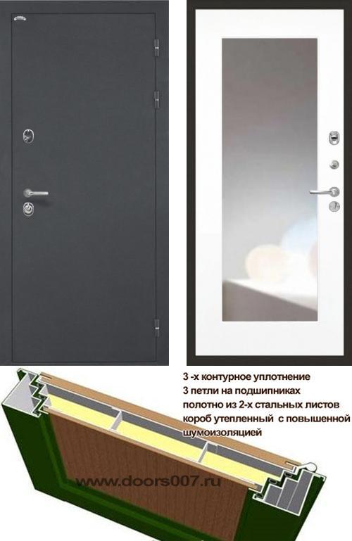 входные двери (стальные двери, металлические двери) DOORS007: дверь Интекрон Греция ФЛЗ-120