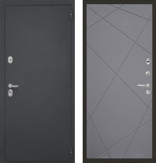входные двери (стальные двери, металлические двери) DOORS007: дверь Интекрон Гектор Лучи, Цвет