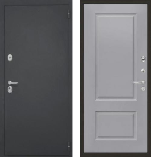 входные двери (стальные двери, металлические двери) DOORS007: дверь Интекрон Гектор Альба, Цвет
