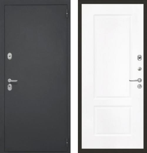 входные двери (стальные двери, металлические двери) DOORS007: дверь Интекрон Гектор КВ-2