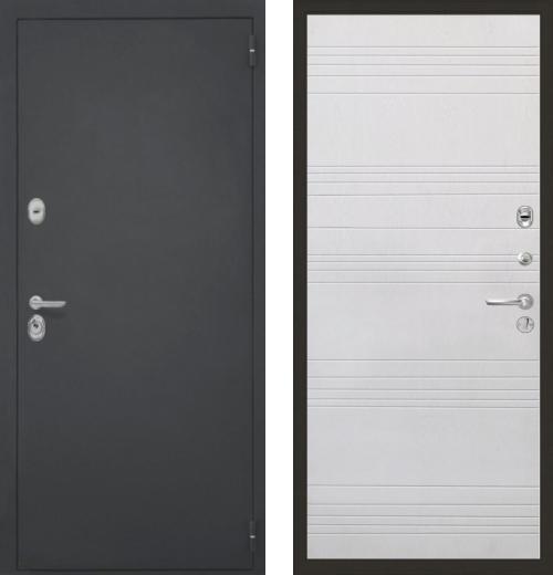 входные двери (стальные двери, металлические двери) DOORS007: дверь Интекрон Гектор ФЛ-316