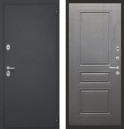 входные двери (стальные двери, металлические двери) DOORS007: дверь Интекрон Гектор ФЛ-243-М, Цвет