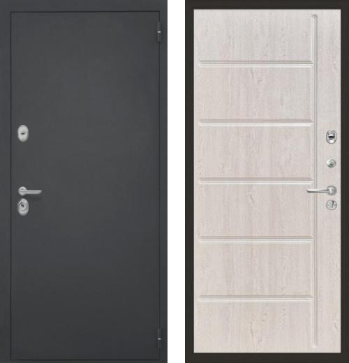 входные двери (стальные двери, металлические двери) DOORS007: дверь Интекрон Гектор ФЛ-102